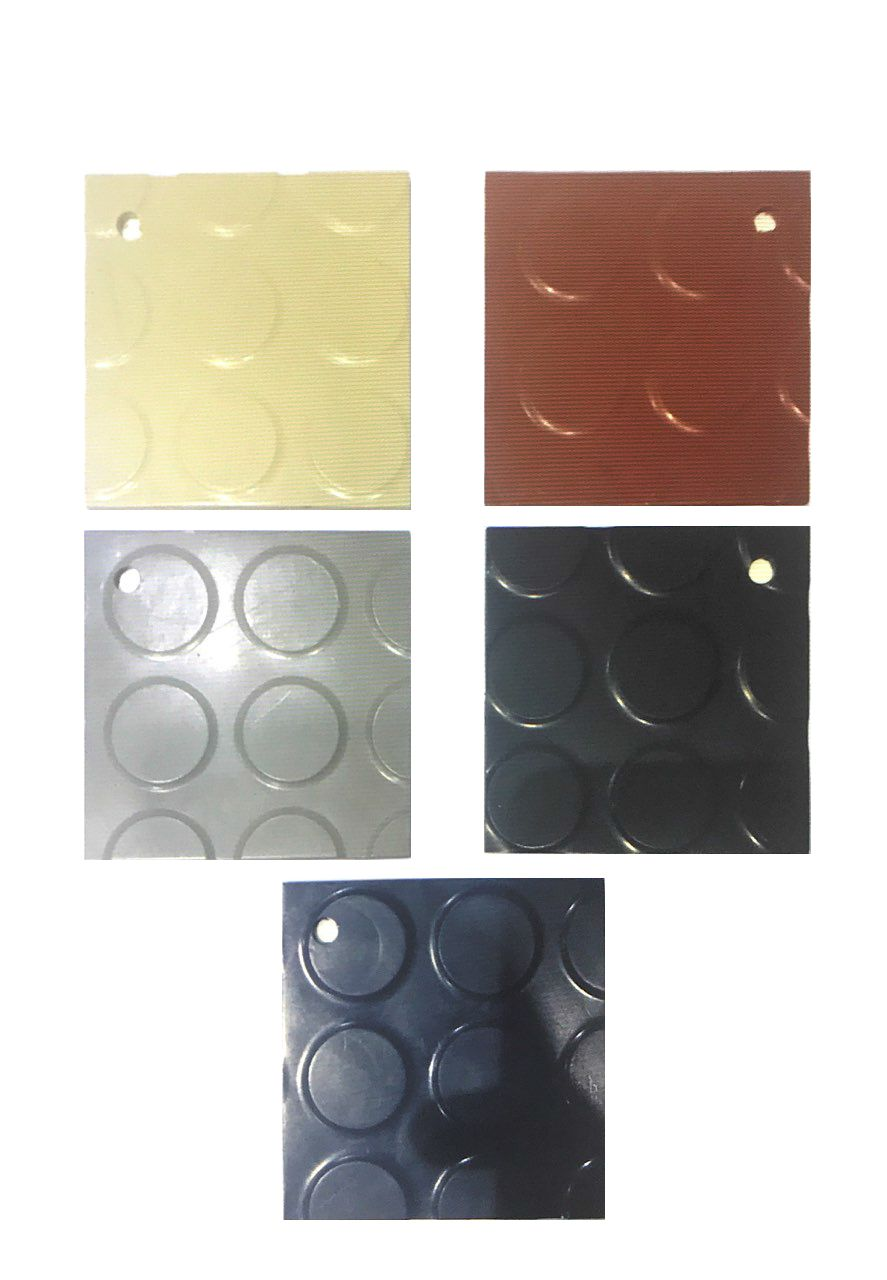 7flor IMO rubber tiles